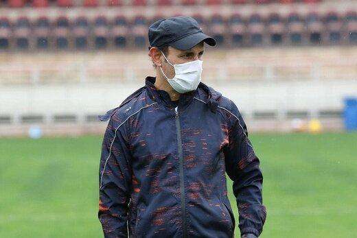 گلمحمدی: به باشگاه نامه زیاد زدهام اما نامه فسخ قرارداد نگرفتهام