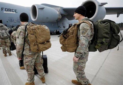 خروج نیروهای آمریکایی از افغانستان به معنای چیست؟