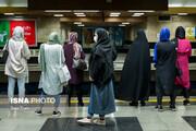 کاهش ۱۰۰ هزار نفری مسافران مترو با کاهش ساعت سرویسدهی