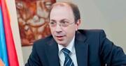 وزیر خارجه جدید ارمنستان منصوب شد