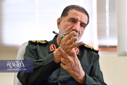 انتقاد سردار کوثری از ظریف/ می خواهند روابط ایران و روسیه را خراب کنند