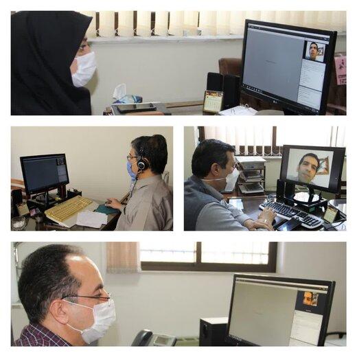 برگزاری وبینار معرفی کتاب در شرکت برق منطقه ای سمنان