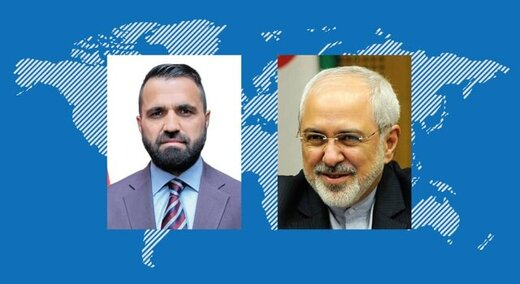 ظریف: ایران از روند مذاکرات صلح به رهبری دولت افغانستان حمایت میکند