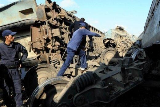 جزییات تصادف قطار مسافربری در قزوین