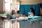 تصاویر | اهدای خون در روزهای کرونایی