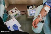 نیاز به گروههای خونی منفی در تمام مراکز انتقال خون