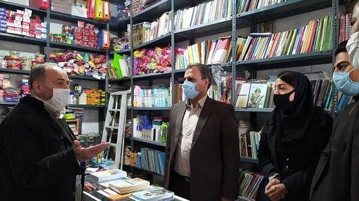فرماندار و مسئولان شهرستان بانه از پیشکسوت حوزه کتاب تجلیل کردند