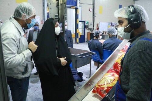 حمایت جهادکشاورزی قزوین از صنایع تبدیلی و غذایی