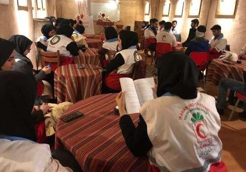 گسترش فرهنگ بشردوستی و صلح با کتابخوانی