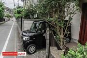 عکس|یک جای دنج برای پارک خودرو!
