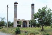ببینید | اقامه اولین نماز در مسجد جامع ویرانشده «اغدام» توسط ارتش جمهوری آذربایجان