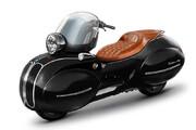 ببینید | رونمایی از موتورسیکلت BMW با طرح وسپا