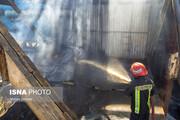 انفجار مهیب در کارخانه صنعتی اردستان