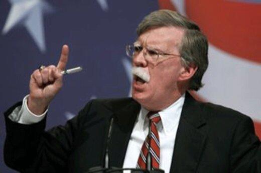 ببینید | حمله جدید جان بولتون به ترامپ به خاطر وضعیت آشفته آمریکا