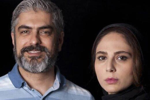ببینید | موزیک ویدیو ابر میبارد با حضور مهدی پاکدل و رعنا آزادی جدیدترین زوج سینمای ایران!