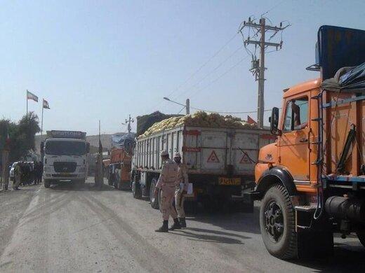 استاندار خوزستان: باسکول مرز تجاری چذابه هرچه سریعتر جمعآوری شود