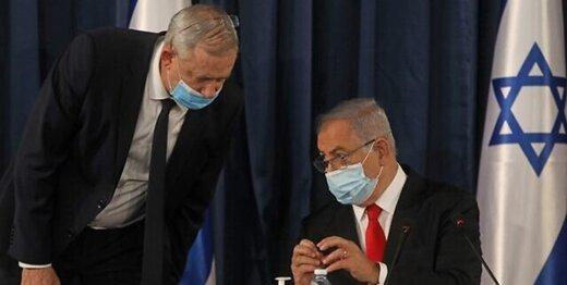 گانتس عهدهدار امور نتانیاهو شد