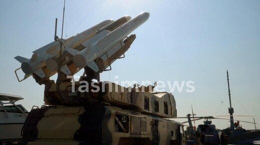 تصاویر جدید و متفاوت از ناو جدید سپاه
