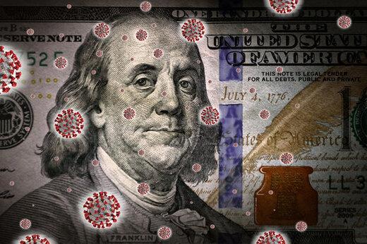 افزایش احتمال سقوط ارزش دلار