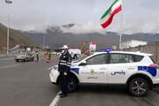 تردد با پلاک تهران در این آزادراه ممنوع است