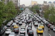ببینید   ترافیک سنگین بزرگراه همت در اولین روز تعطیلی کرونایی پایتخت!
