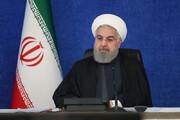 روحاني : تقليص الاعتماد على النفط احد الانجازات الكبرى للاقتصاد المقاوم