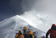 نفوذ آلودگی میکروپلاستیکی به نزدیکی قله اورست