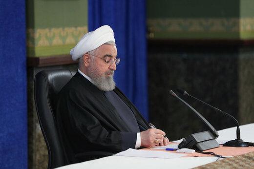 درخواست مهم روحانی از جامعه جهانی برای مقابله با رژیم صهیونیستی