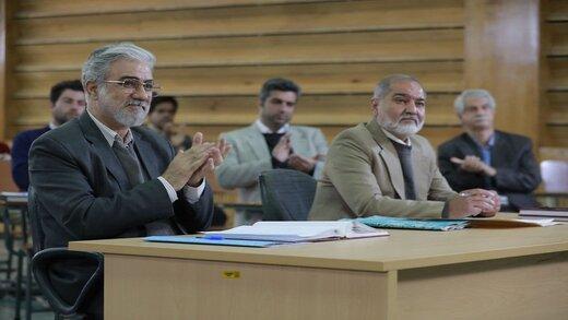 انتشار اولین تصاویر از کاوه خداشناس در نقش شهید هستهای