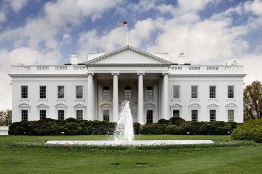 ببینید | تاریکی مطلق در کاخ سفید بعد از خشونت های دیشب