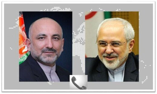 Zarif underlines Tehran's readiness for cooperation with Kabul