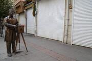 ببینید   بازار وکیل شیراز در سکوت کرونایی
