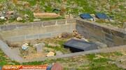 تصاویر|قبرستان اسرارآمیز و عجیب در تبریز