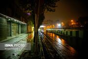 ببینید   تصاویر دلهرهآور رضا رشیدپور از تهران ساعت ۴ صبح!