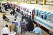 برخورد مرگبار قطار با عابر پیاده در قزوین