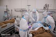 تسجیل 475 حالة وفاة جدیدة بفیروس کورونا في إیران