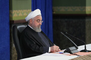 Rouhani congratulates Lebanese Independence Day