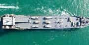 گزارش جروزالم پست از ناو اقیانوسپیمای ایران؛ این یک زرادخانه شناور است
