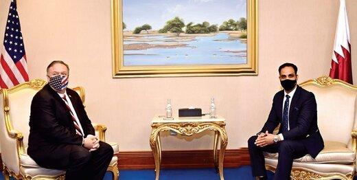 پمپئو: غیر از حضور نظامی، ابزارهای دیگری برای نظارت در عراق در اختیار داریم