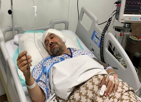محمود کریمی تحت عمل جراحی قرار گرفت/ پرهیز از مداحی تا شش ماه
