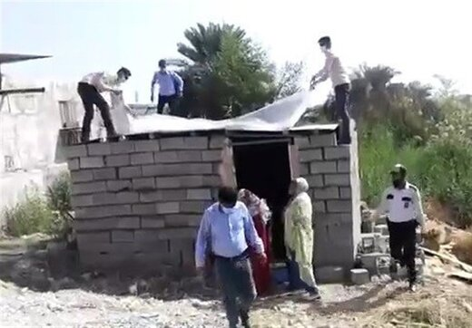 واکنشها به تخریب سرپناه یک زن سرپرست خانوار در بندرعباس به مجلس رسید