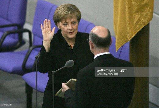 15 سال آنگلا مرکل به عنوان صدراعظم آلمان