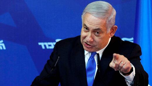 نتانیاهو خطاب به بایدن: بازگشت به برجام ممنوع است