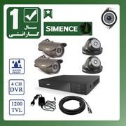 بهترین پکیج فروش دوربین های مدار بسته کدام است؟