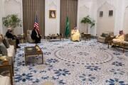 توئیت پمپئو علیه ایران پس از دیدار با بن سلمان