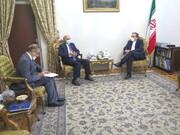 عراقچی با سفیر ارمنستان دیدار کرد