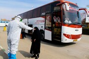 از امروز، به افراد مشکوک در پایانههای مسافربری آذربایجانغربی بلیط فروخته نمیشود
