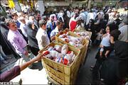 ببینید | تجمع مردم برای خرید مرغ با نرخ دولتی