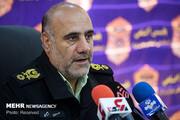سردار رحیمی: بیش از ۹۵ درصد کسبه تهران مغازههای خود را بستهاند/ ارسال بیش از ۳۶ هزار پیامک  جریمه ۲۰۰ هزار تومانی برای شهروندان