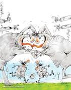 ببینید: زاویه جدید از دعوای کادر استقلال و فولاد!